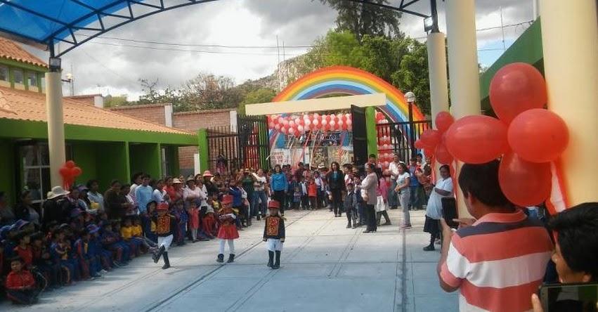 PRONIED: Escolares de Ayacucho tendrán una mayor calidad educativa con renovadas instituciones educativas - www.pronied.gob.pe