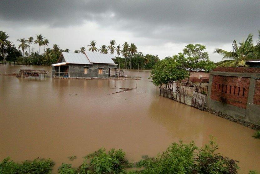 Banjir Bandang di Bima