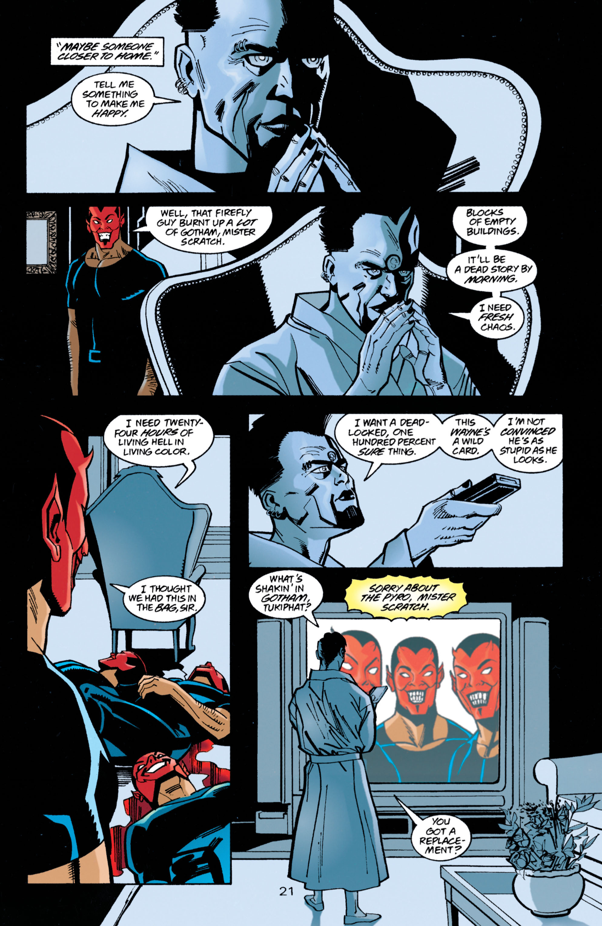 Detective Comics (1937) 727 Page 21