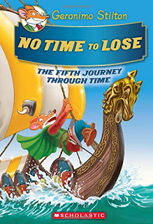 Geronimo Stilton Journey Through Time: No Time To Lose
