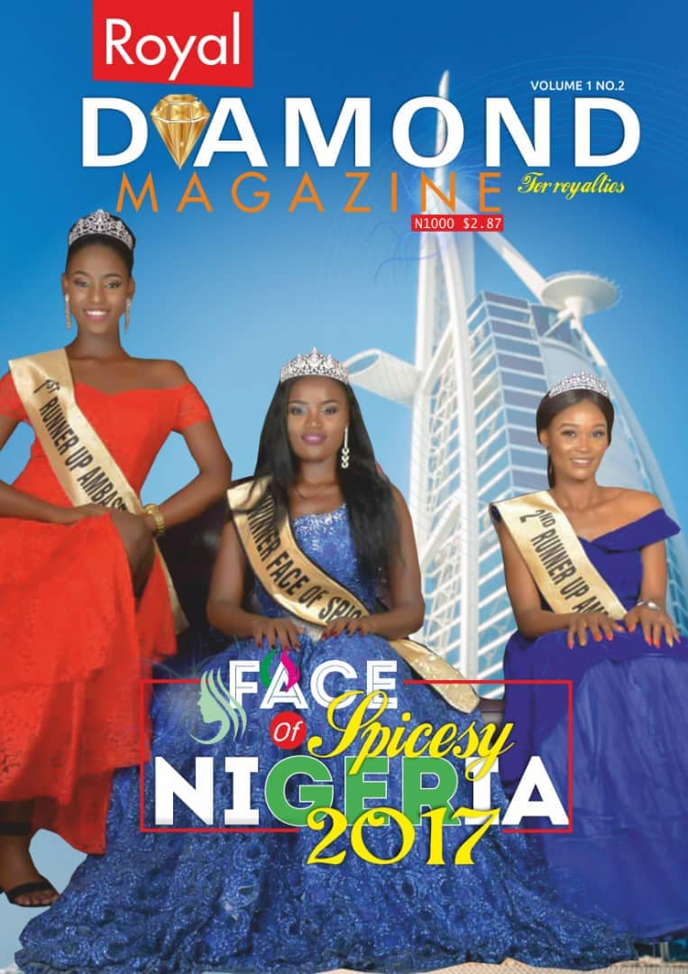 Its Here Again Face Of Spicesy Nigeria Beauty Pageant 2018 Top Up Upan All Them The 3 Also Gets A Free Expense Paid Trip To Ethiopia And Dubai