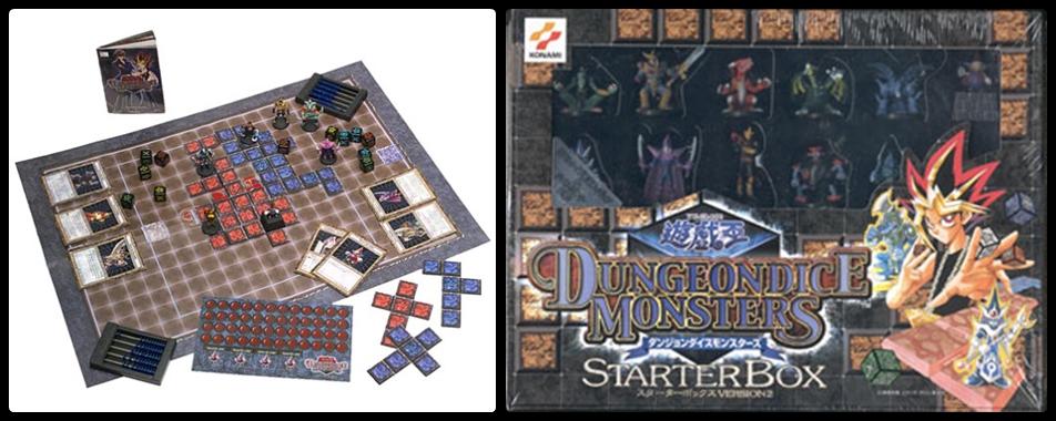 yu-gi-oh dungeondice monsters