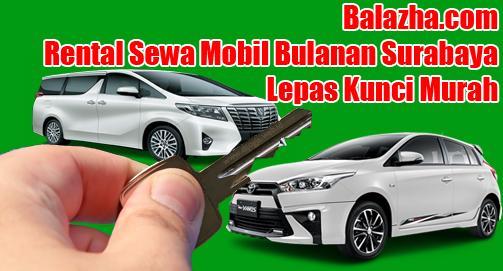 Saben wulan Rental Car Rental Balazha.com Lepas Surabaya Kunci Murah