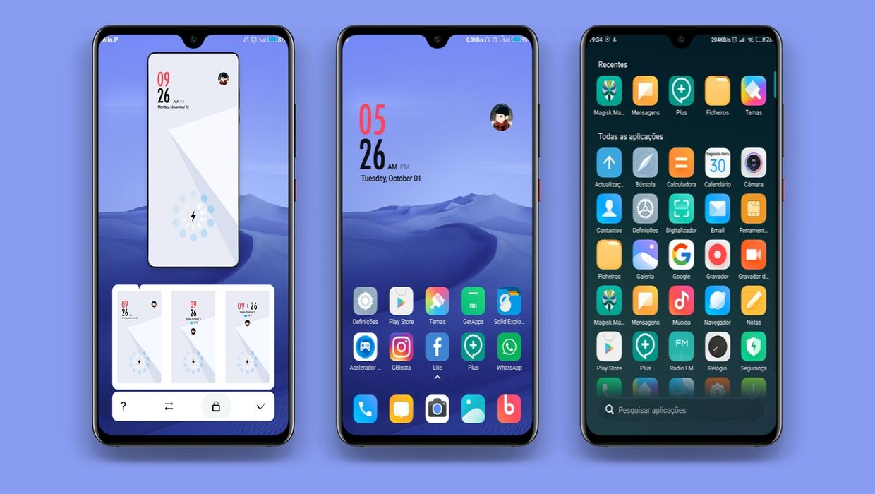 Alright V11 Custom MIUI 11 Theme