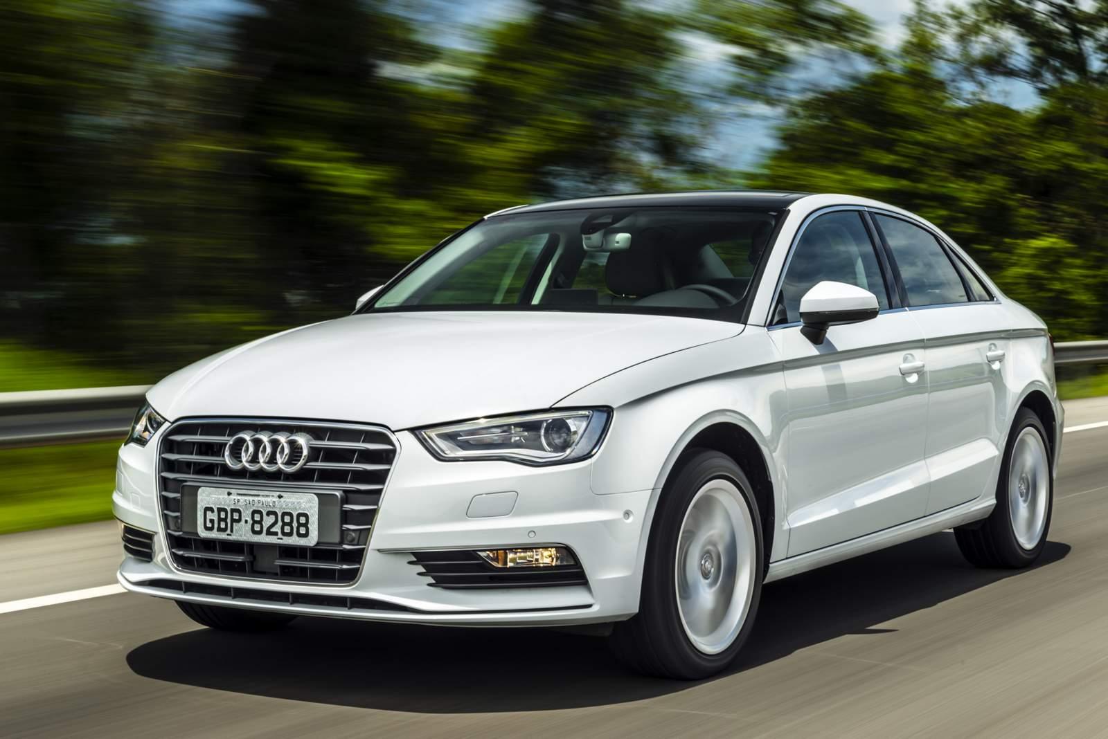 Audi A3 2.0 Ambition: suspensão multilink e câmbio DSG