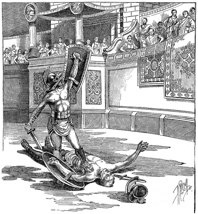 10 Things You May Not Know About Roman Gladiators