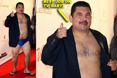 Jimmy kimmel naked message