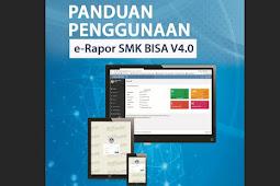 Aplikasi Dan Panduan E-Rapor Smk Versi 4.0 Tahun 2018