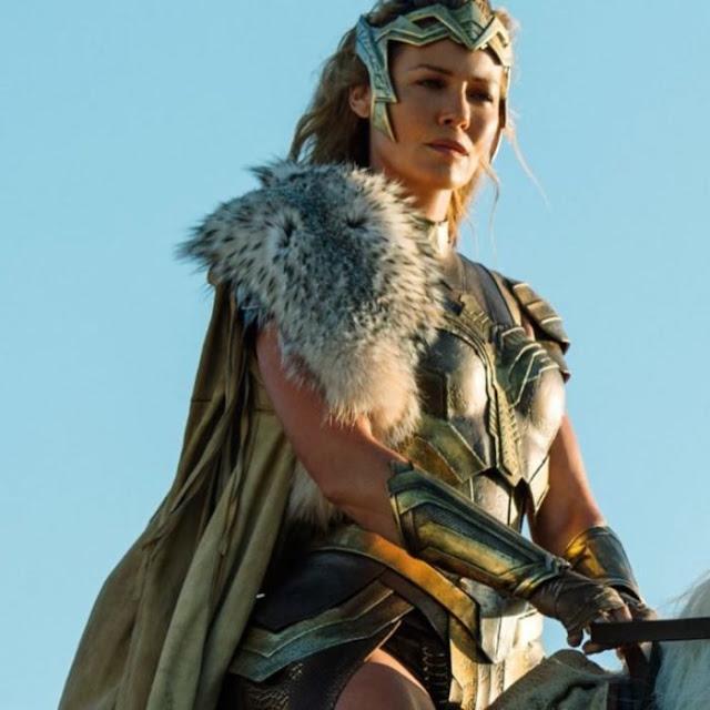 Las bellas guerreras amazónicas que aparecieron en Wonder Woman