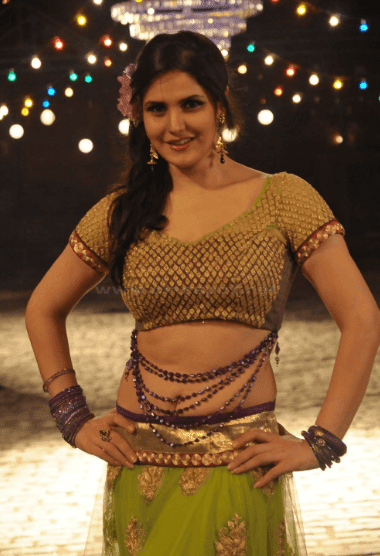 zareen khan wallpaper
