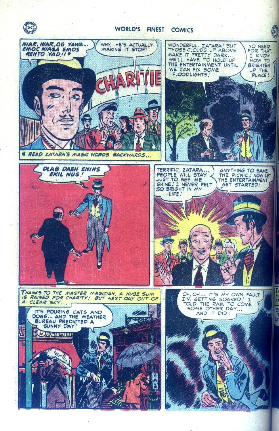 Read online World's Finest Comics comic -  Issue #43 - 52