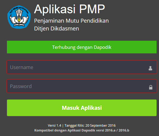 Download Installer, Patch, dan Manual Aplikasi PMP Versi 1 ...