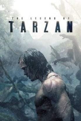 Download Film The Legend of Tarzan (2016) BluRay 720p Subtitle Indonesia
