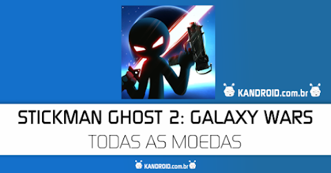 Stickman Ghost 2: Galaxy Wars v5.5 APK Mod