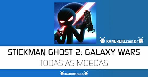 Stickman Ghost 2: Galaxy Wars v5.5 APK Mod