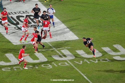 Argentina XV festejó en Jujuy #ARC2018