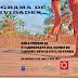 Programa de actividades del II Campeonato del Mundo de Descalcismo de Fondo