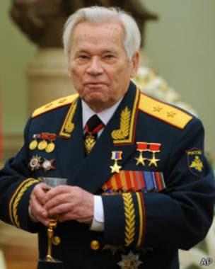 Mijaíl Kaláshnikov creador del fusil ak47 11