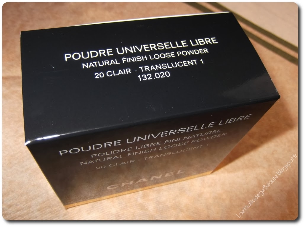 Cosmelista Chanel Poudre Universelle Librereview Swatches Libre Sephora