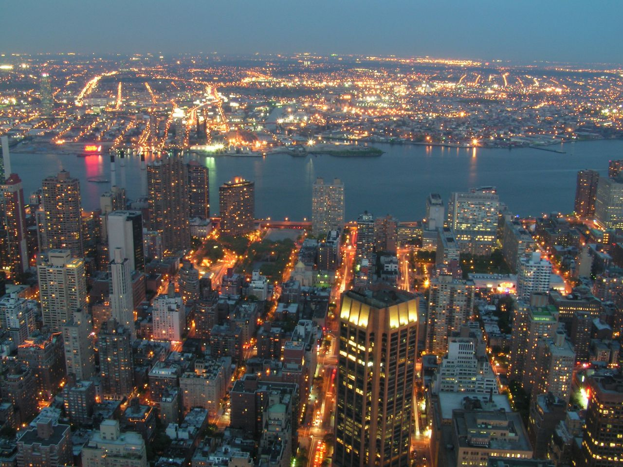 Foto kota new york yang megah 2013 gambar keren dan unik for Immagini desktop new york