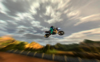 Download Game MotoRacing Gratis (Permainan Balap Motor Cross) Full versi