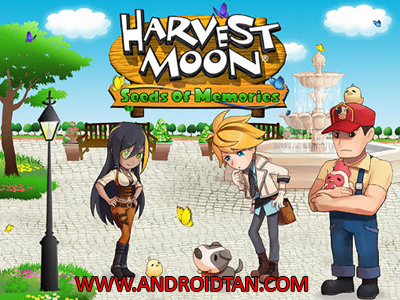 Harvest Moon Seeds Of Memories Apk Mod + Data v1.0 Unlimited Gold Terbaru 2017