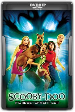 Scooby-Doo Torrent DVDRip Dual Áudio 2002