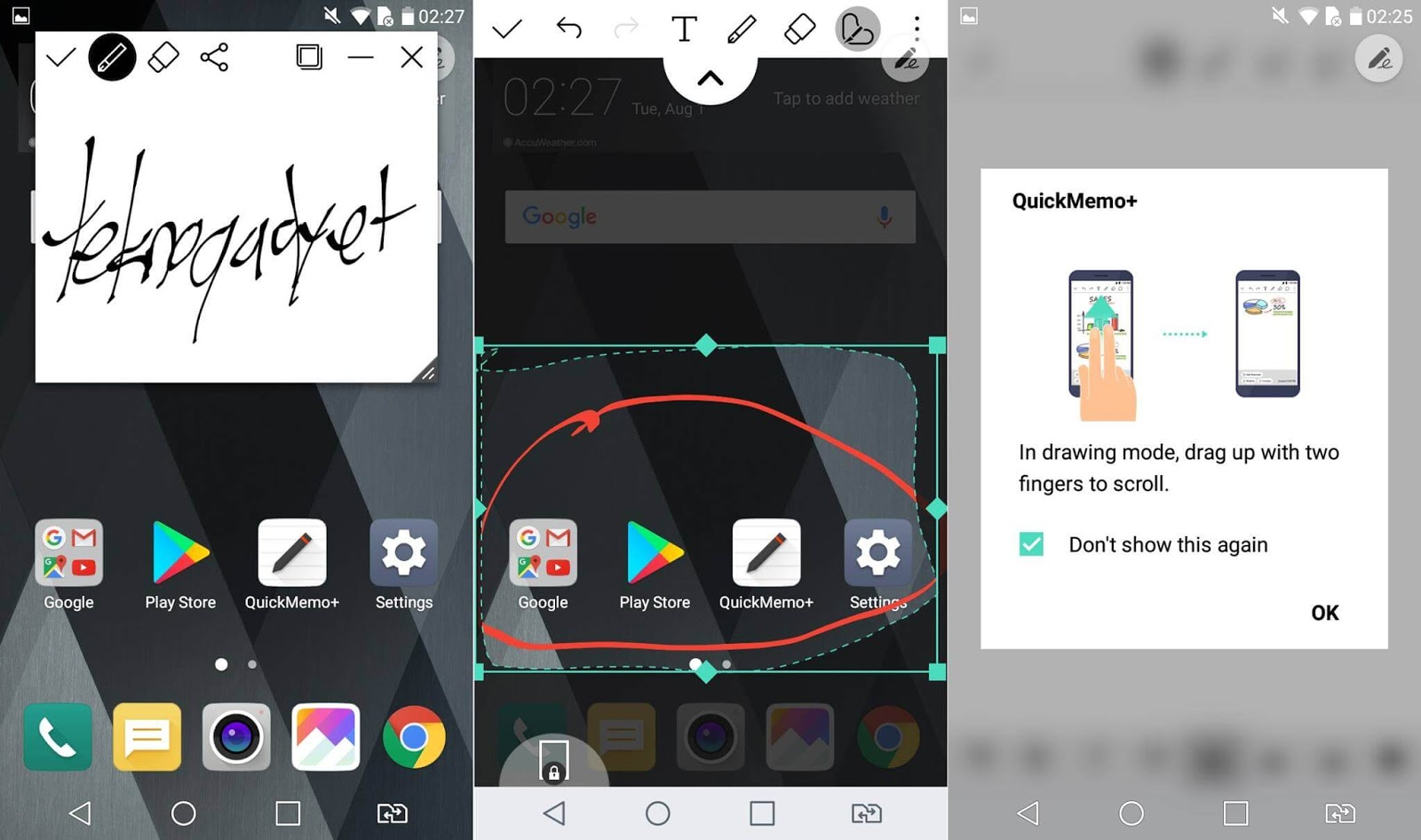 LG Stylus 3 Review - Stylus and UX Pen Pop 2.0