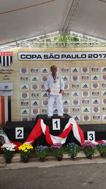 Associação Registrense conquista medalhas na COPA SÃO PAULO  MASTER DE JUDÔ