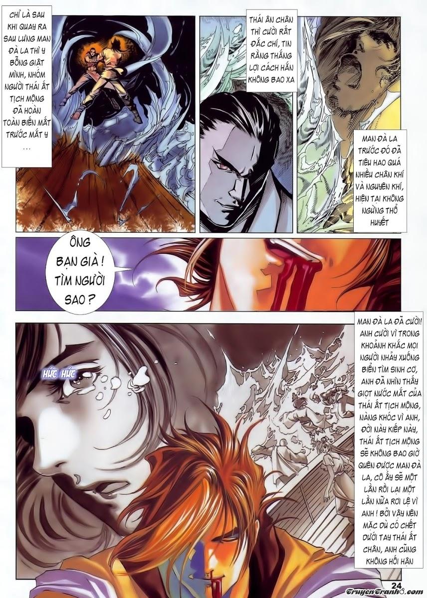 Lục Đạo Thiên Thư chap 19 - Trang 23
