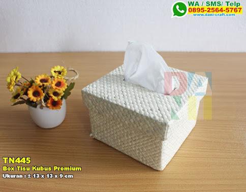 Box Tisu Kubus Premium