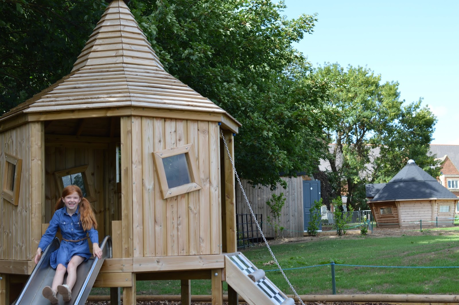 A Luxury Family Staycation at Rockliffe Hall Hotel  - mischmasch play park