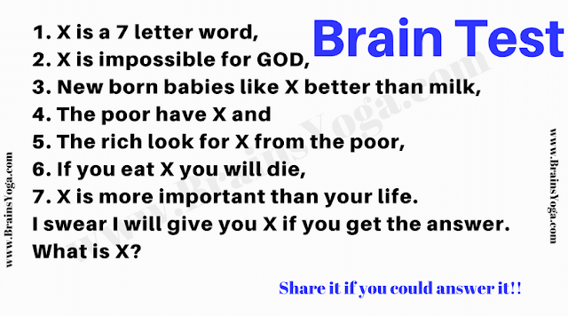 Quick Brain IQ Test