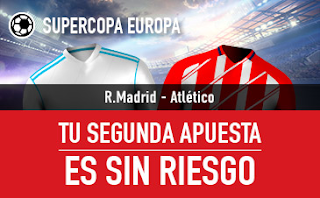sportium super copa europa Real Madrid vs Atletico 15 agosto