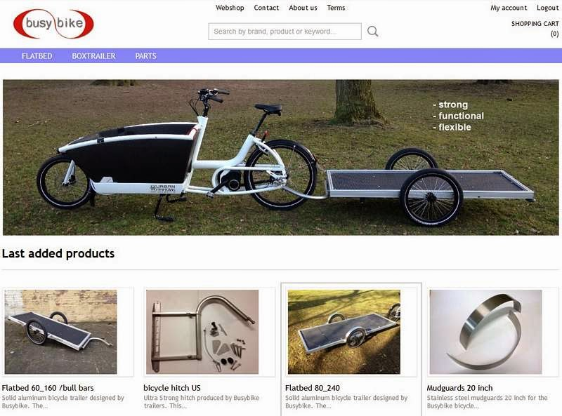 go to the webshop of Busybike trailers