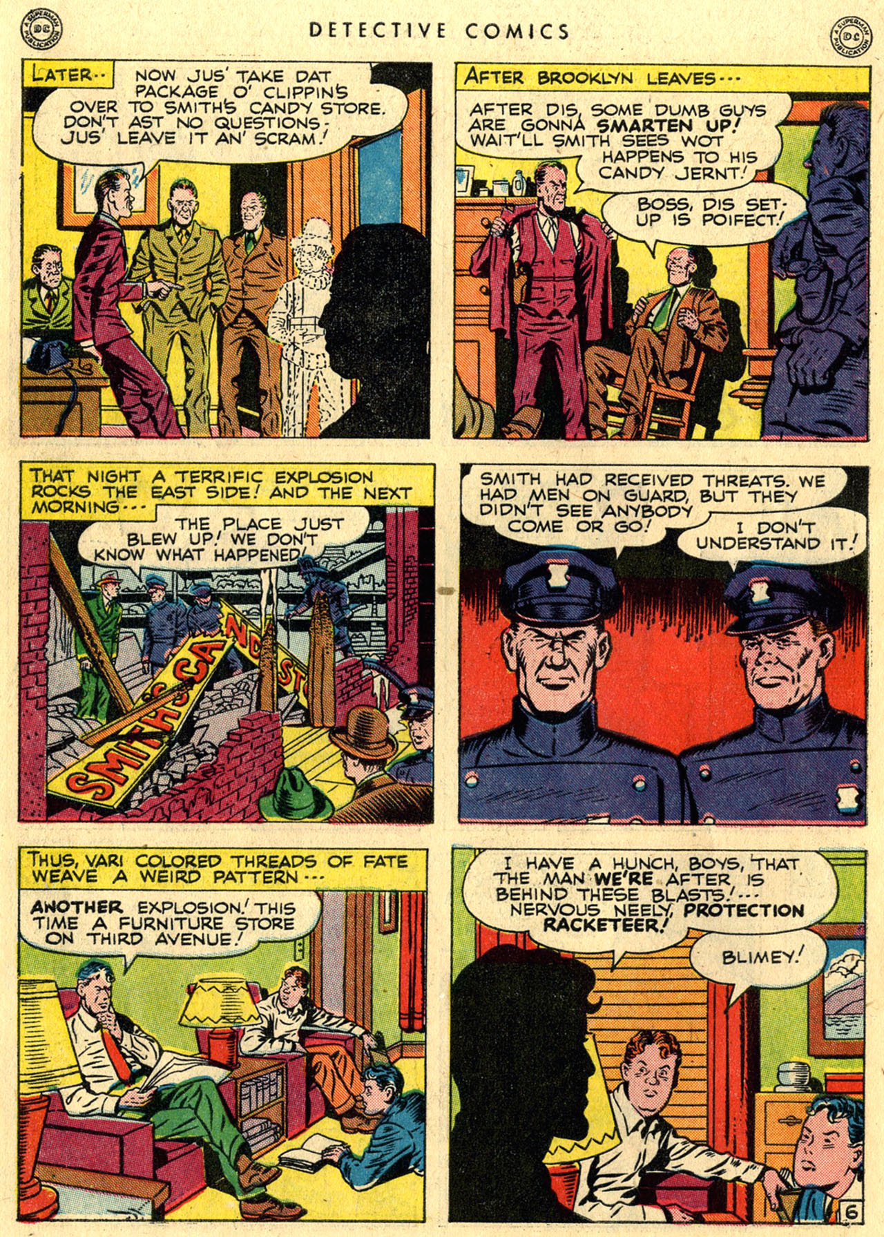 Read online Detective Comics (1937) comic -  Issue #118 - 42