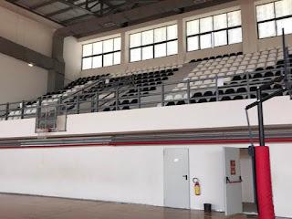 Έτοιμες οι αθλητικές εγκαταστάσεις του Δήμου Κατερίνης, για τη μεγάλη γιορτή του 44ου Πανελληνίου Πρωταθλήματος Μπάσκετ Εφήβων. Το πρόγραμμα της διοργάνωσης.