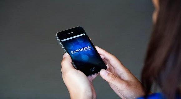 Apple Not Even Near Pandora