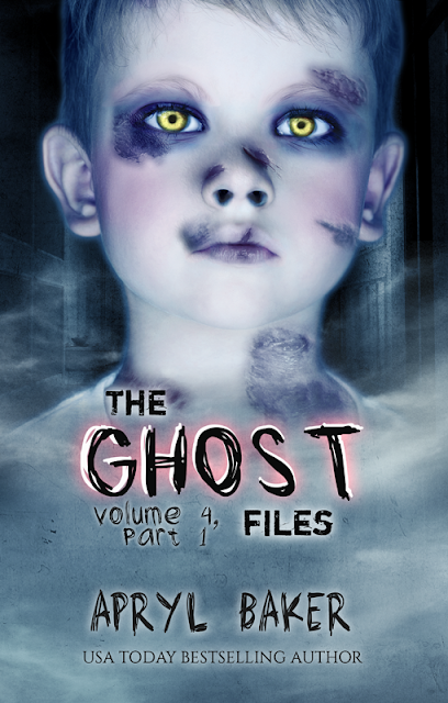 Cover Reveal: The Ghost Files Vol. 4 Part 1 by Apryl Baker...
