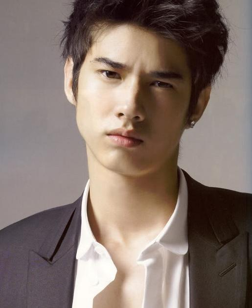 Mario Maurer The Handsome Thai Actor Photos Artista Gallery