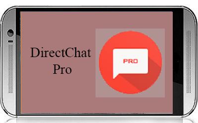 directchat pro apk  النسخة المدفوعة