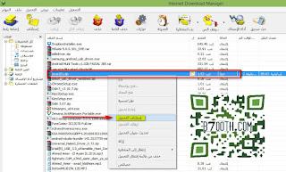 تحميل برنامج داونلود مانجر مجانا بدون تسجيل مدى الحياة عربى
