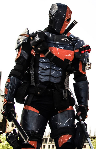 Comic Book Fan And Lover Cosplays # 067 Deathstroke