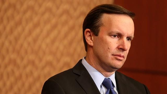 Sen. Chris Murphy: How can lawmakers sleep while churches are soaked in the blood of shooting victims?