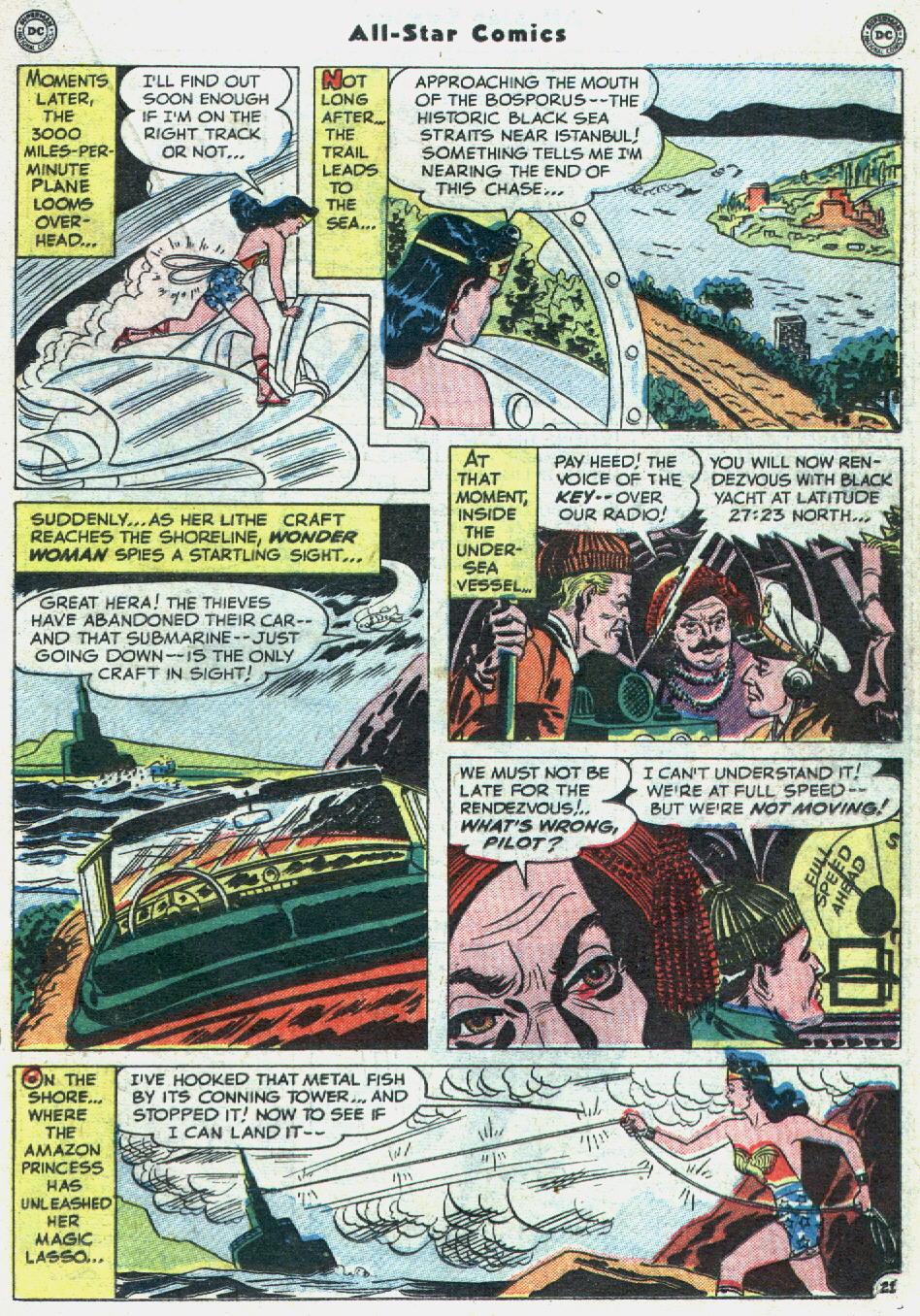 Read online All-Star Comics comic -  Issue #57 - 27