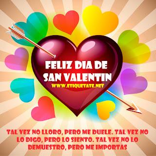 Mensajes y textos lindos para dia de san valentin - imagenes de amor y amistad