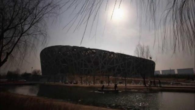 Las instalaciones olímpicas que hoy en día están abandonadas
