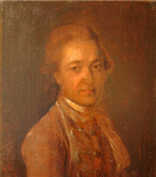 В день приступа к Очакову, 6 декабря 1788 года