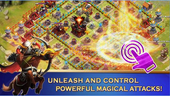 Clash of Lords 2 APK new
