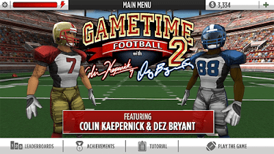 GameTime Football 2 v1.0.2 Mod Apk (Infinite Cash)2